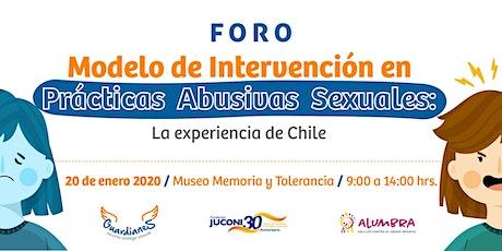 Modelo de Intervención en Prácticas Abusivas. La Experiencia Chile. boletos