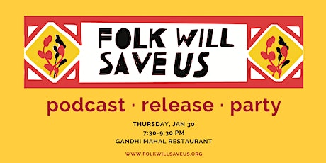 Folk Will Save Us Release Party tickets