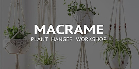 Plant Hanger Workshop 01/02 tickets