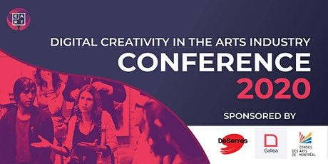 Concordi'ART x Digital Creativity in the Arts Industry Conference tickets