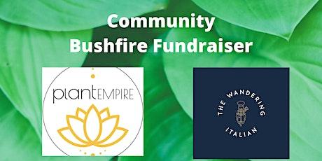 Community Bushfire Fundraiser tickets