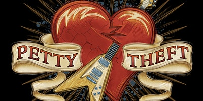 Petty Theft – SF Tribute to Tom Petty and the Heartbreakers  (CANCELLED)
