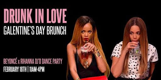 Drunk In Love: Galentine's Day Brunch