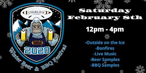 Charlie's Winter Beer & BBQ Fest.
