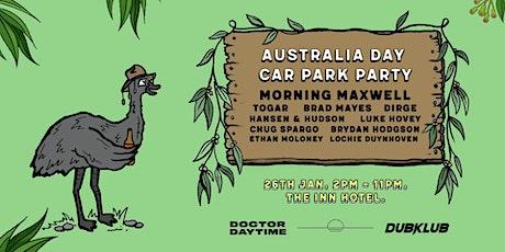 Australia Day Car Park Party tickets