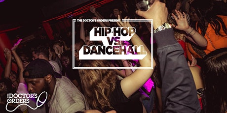 HIP-HOP vs DANCEHALL tickets