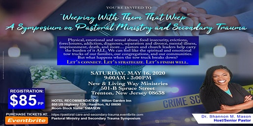 Pastoral Ministry and Secondary Trauma Symposium