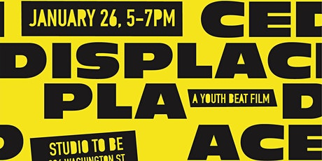 Youth Beat's DISPLACED - Documentary Film Premiere tickets