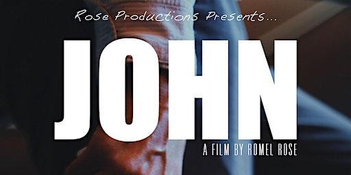 John (Short Film) Private Screening