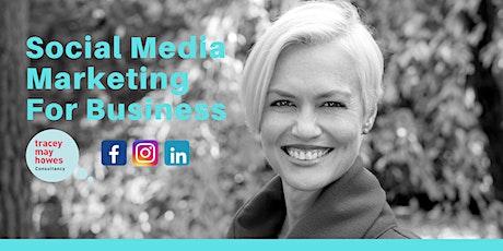 Social Media Marketing For Business Workshop tickets