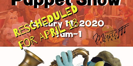 Jazz and Puppet Show tickets