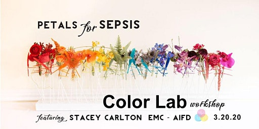Color Lab Workshop - Petals for Sepsis