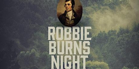 Robbie Burns Supper - 2020 Version! tickets