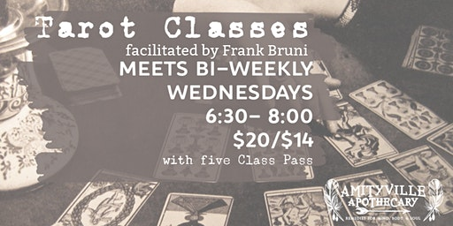 The Art of Tarot with Frank Bruni