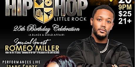 Growing Up Hip Hop Little Rock ~Industry Night~ tickets
