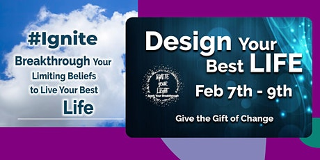 Design Your Best Life! (Feb 2020) tickets
