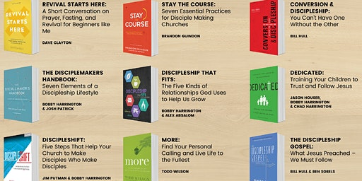 Are you looking for resources to fuel disciple making?