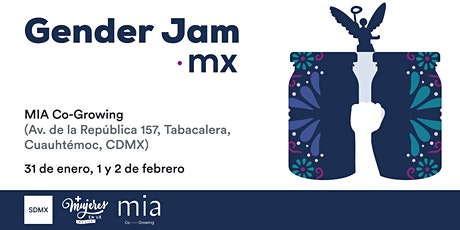 Gender Jam Mx 2020 tickets