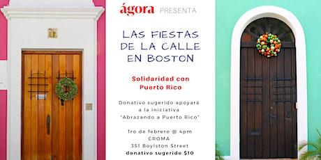 Fiestas de la Calle en Boston [& Earthquake Relief Efforts] tickets