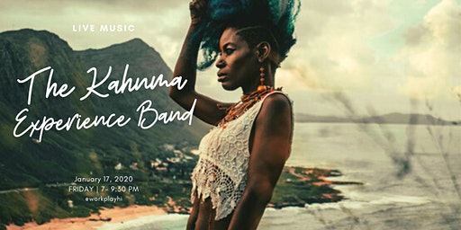 Live Music: The Kahnma Experience Band