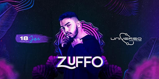 ZUFFO [18.01.2020] UNIVERSO After House