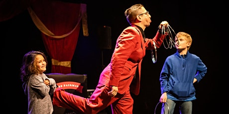 Family Magic Show Matinee, March 7 tickets