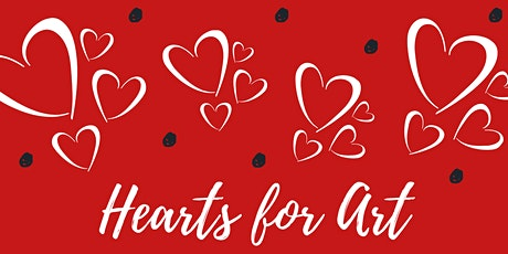 Hearts for Art tickets