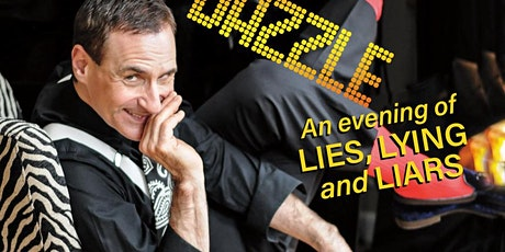 Mark Nadler - The Old Razzle Dazzle: an evening of Lies, Lying and Liars tickets