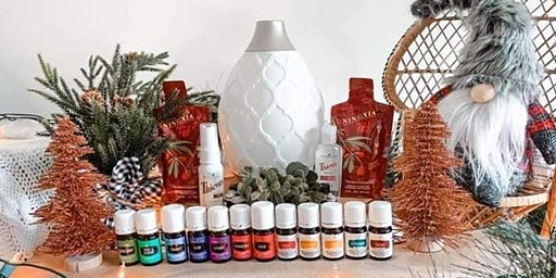 Winter Wellness Essential Oils workshop