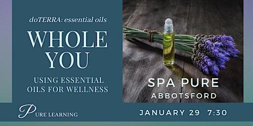 WholeYOU: Essential Wellness with Oils