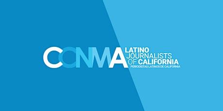CCNMA Frank del Olmo investigative journalism workshop  tickets