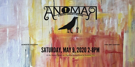 AnomaR: A Creative Community Gathering tickets