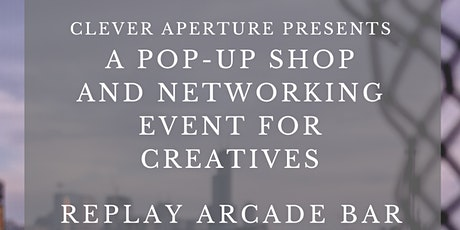 A Pop-up shop and Networking event for Creatives tickets