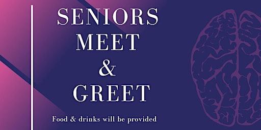 Seniors Meet & Greet