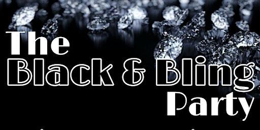 All Black & Bling Party & Ke'Shay Love's 45th Birthday