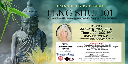 "Feng Shui 101 ""The Invisible Energies Behind Feng Shui"""