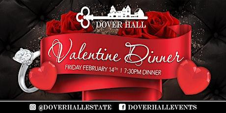 Valentine's Prix Fixe Dinner tickets