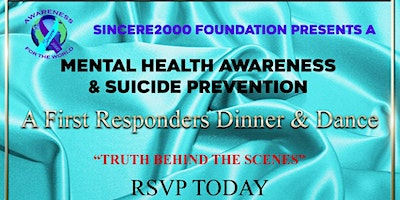 Sincere2000 Foundation's First Responders Dinner &  Dance
