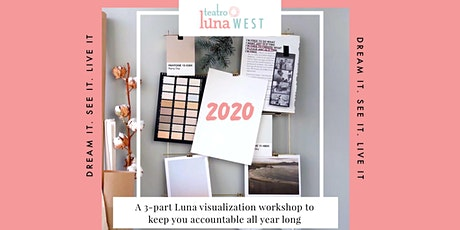 Vision Board Planning & Visualization 2 Day Workshop tickets