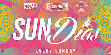 Sundais at El Chingon Free Guestlist - 3/22/2020 tickets