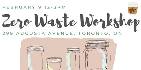 Zero Waste Workshop tickets