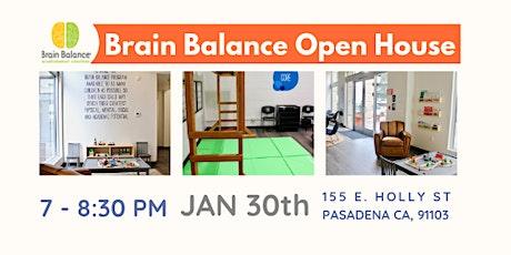 Brain Balance Center of Pasadena Open House tickets