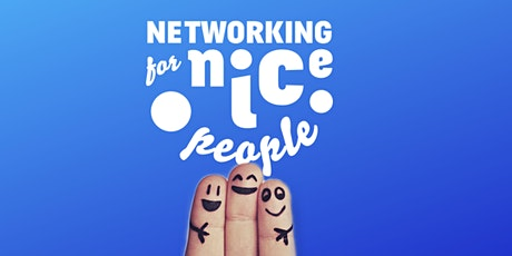 Networking For Nice People tickets