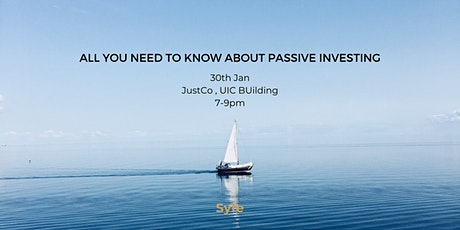All you need to know about Passive Investing tickets