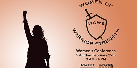 WOWS Womens Conference 2020 tickets