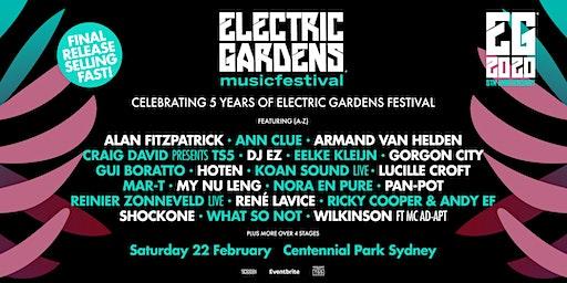 Electric Gardens Festival 2020