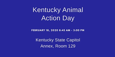 Kentucky Animal Action Day 2020 tickets