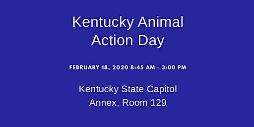 Kentucky Animal Action Day 2020