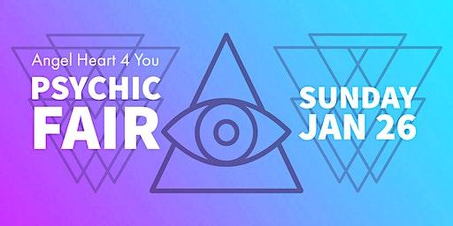 Psychic Fair JAN 26 2020