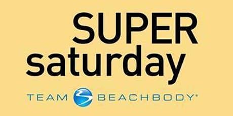 APRIL SUPERSATURDAY 2020